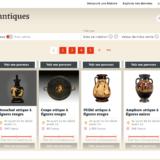Sur la piste des ventes d'antiques